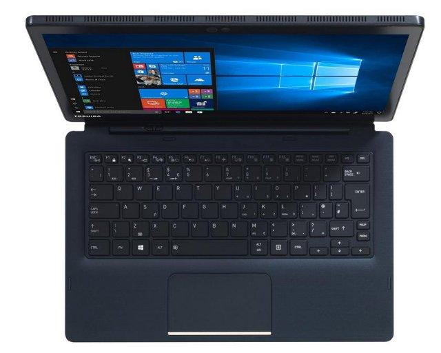 Toshiba Portege X30Т: планшет-трансформер по цене от $1550