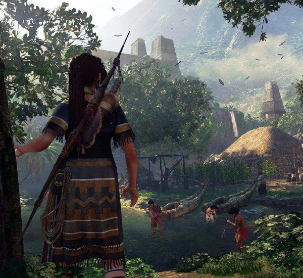 В Сеть выложили ролик с геймплеем игры Shadow of the Tomb Raider