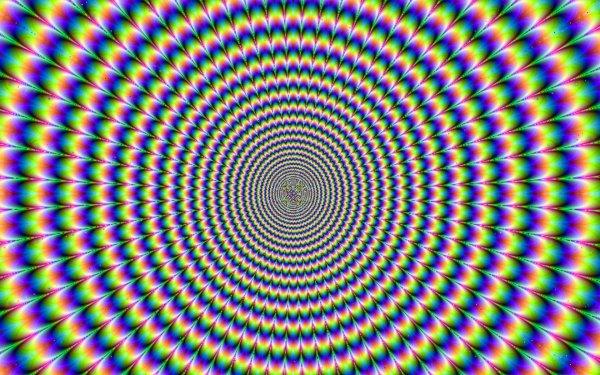 Новая оптическая иллюзия заставила пользователей затереть трусы до дыр