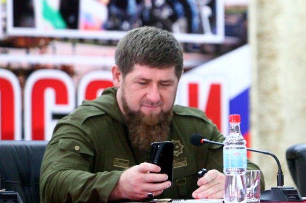 Рамзан Кадыров порадовался работе Telegram в Чечне