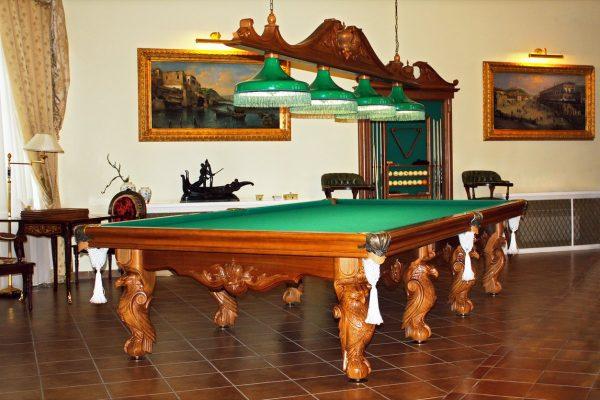 Бильярдные столы на заказ