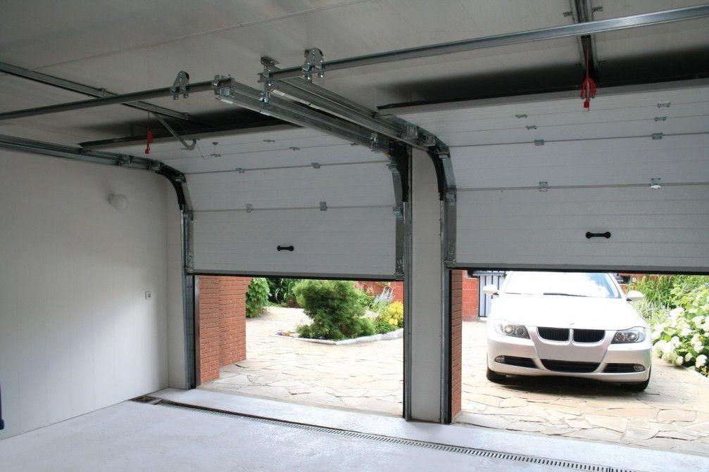 Где заказать секционные гаражные ворота