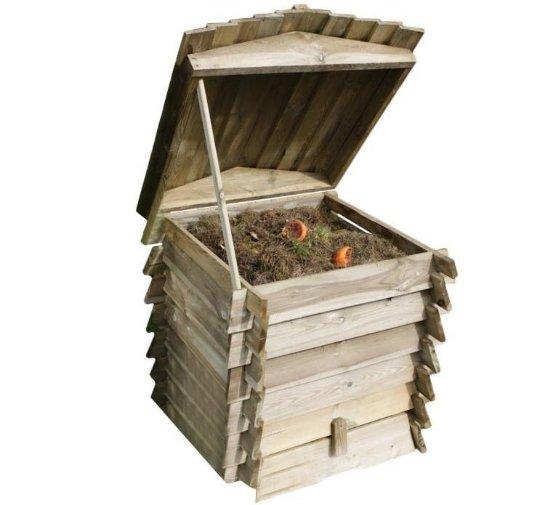 Компостный ящик своими руками варианты изготовления