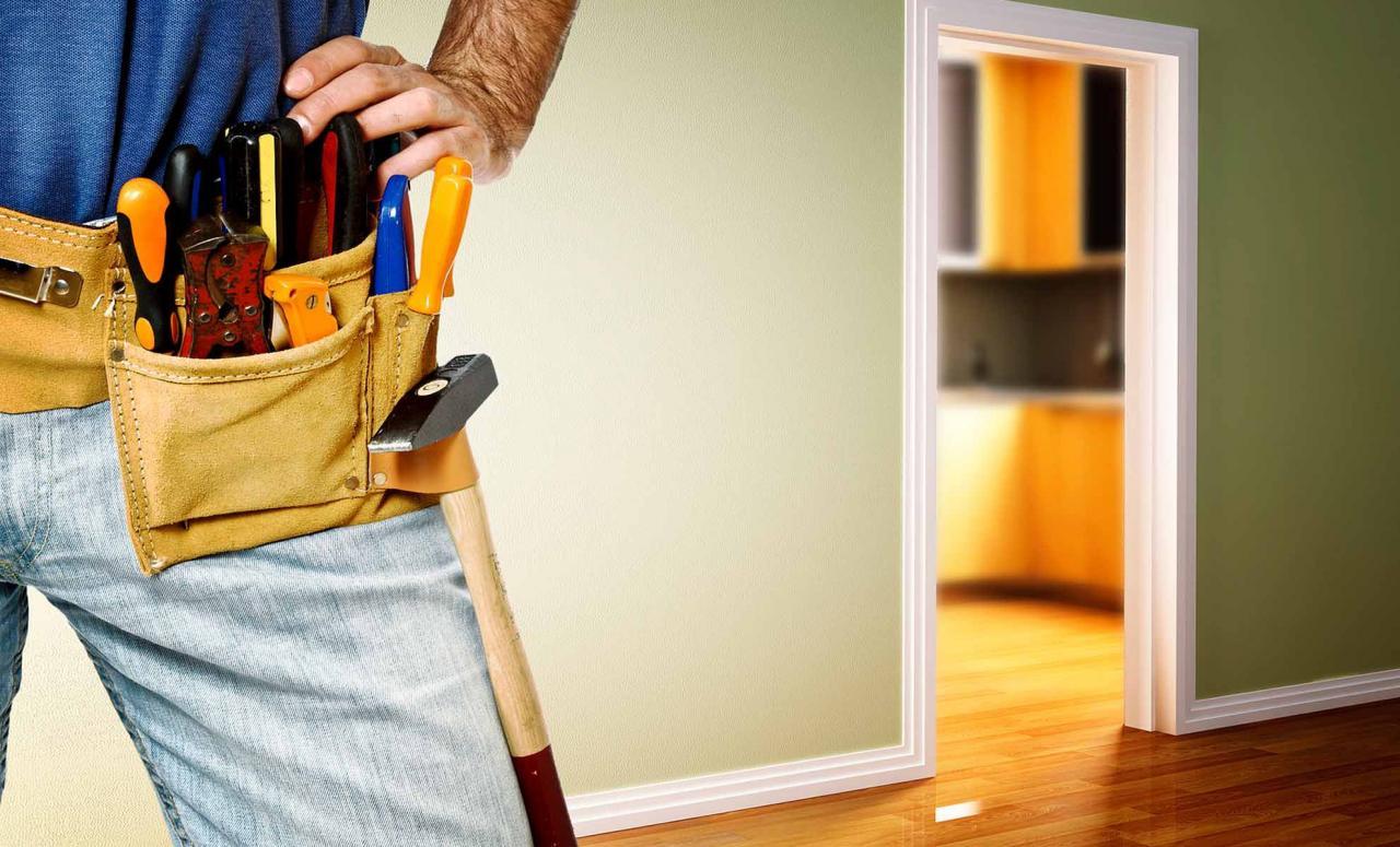 Услуги ремонта от профессионалов своего дела