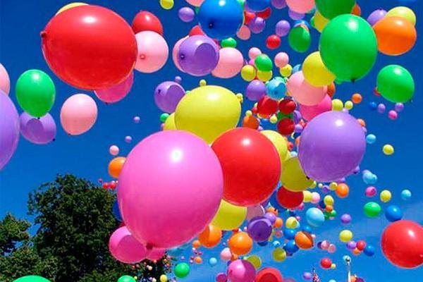 Долголетающие воздушные шары