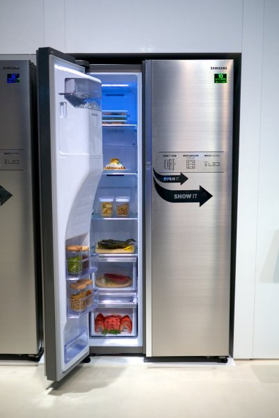 Samsung придумал как найти пару через холодильник