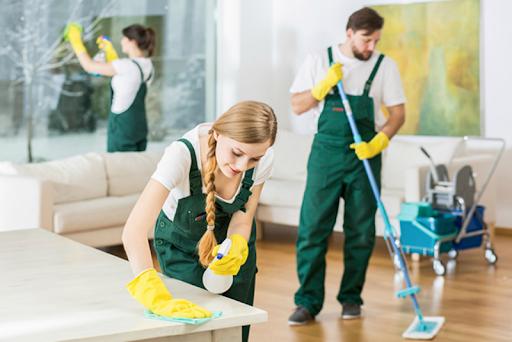 Все виды уборки в домах и офисах