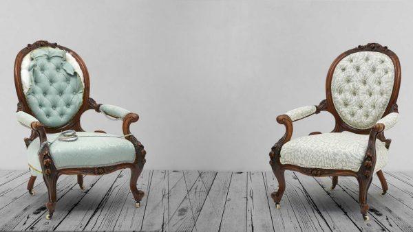 Реставрация старой мебели для частных лиц и компаний