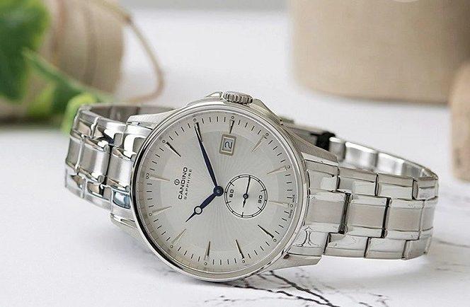Швейцарские мужские часы, изготовленные с высочайшей точностью