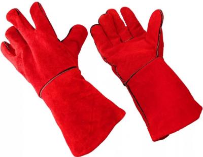 Безопасная сварка с современными перчатками